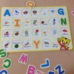 1歳代でアルファベット(ABC)を読めるようにするコツ