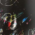 子どもと「壁に飾れるアート作品」を作る方法3つ