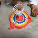 手指の調整力を鍛える100均おもちゃ