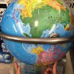 幼児に世界の国々を教える方法