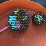 チョコを作って遊ぶお菓子2選